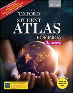 Oxford Student Atlas for India PDF Download