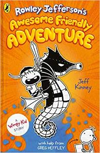 Rowley Jefferson's Awesome Friendly Adventure PDF Download