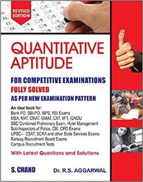 Quantitative Aptitude for Competitive Examinations PDF