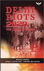 Delhi Riots 2020 Book PDF