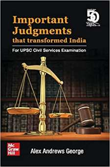 Important Judgments that Transformed India PDF
