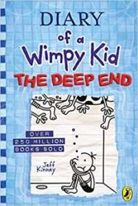 Diary of a Wimpy Kid The Deep End PDF