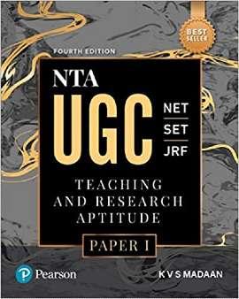 KVS Madaan UGC NET PDF Book Free Download