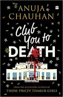 Club You To Death PDF Book Free Download