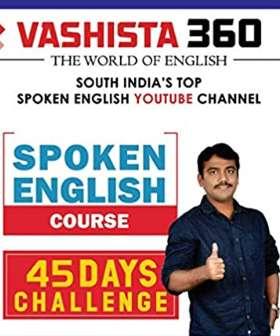 Vashista 360 Spoken English Book PDF Free Download In Telugu