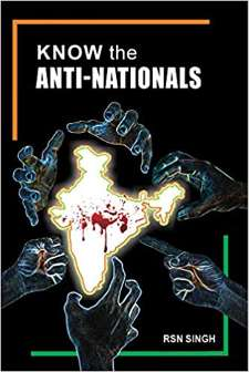 Know the Anti-Nationals PDF Book Free Download