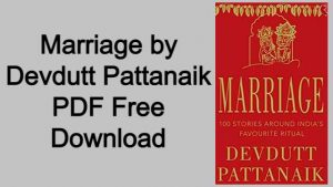 Marriage by Devdutt Pattanaik PDF