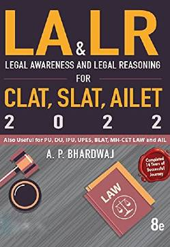 Legal Aptitude by AP Bhardwaj PDF 2021