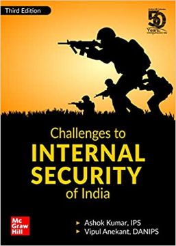 Challenges to Internal Security of India 3rd Editio