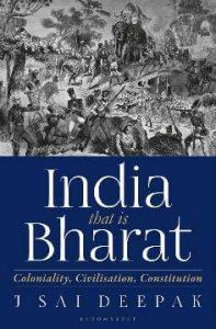 India that is Bharat by J Sai Deepak PDF