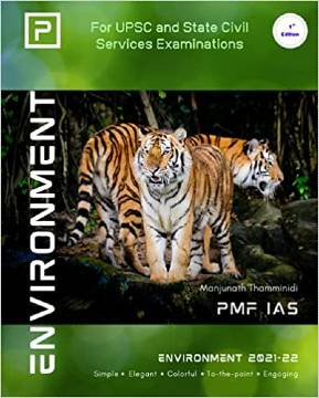 PMF IAS Environment 2021-22 PDF